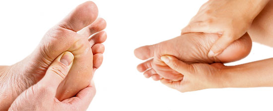 Don't Let Your Diabetes Get Out of Hand...or Foot. Here's 8 Diabetic Foot Care Tips to Help You Keep Your Feet on Solid Ground