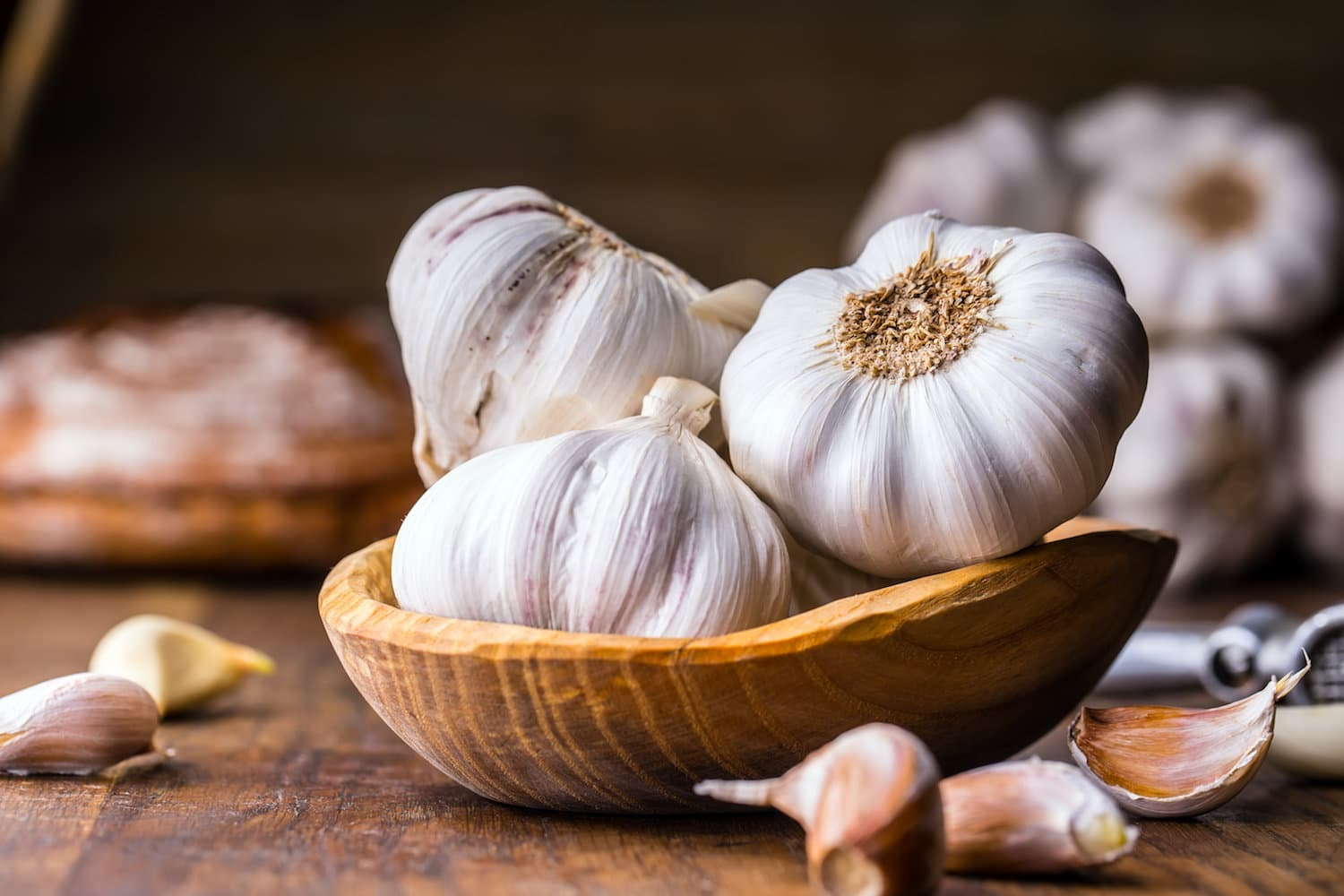 Treating Athlete's Foot with Garlic? Prepare to Be Burned, Literally!