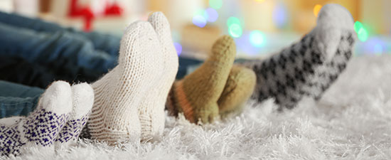 How to Avoid Winter Foot Woes, Tips From our Doctors