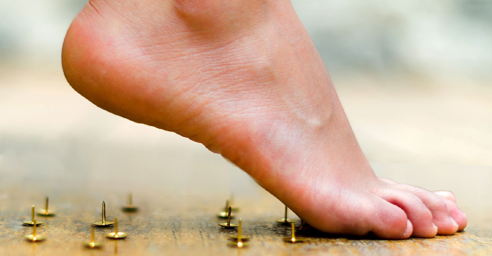 If You're Suffering With Foot and Heel Pain, Don't Ignore It.