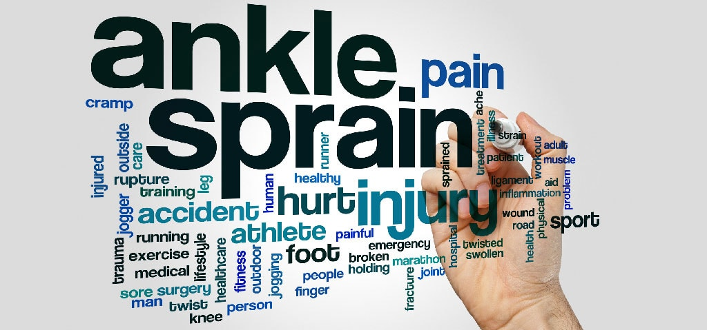 Our Experts Explain What Happens (and What to Do) When You Sprain An Ankle