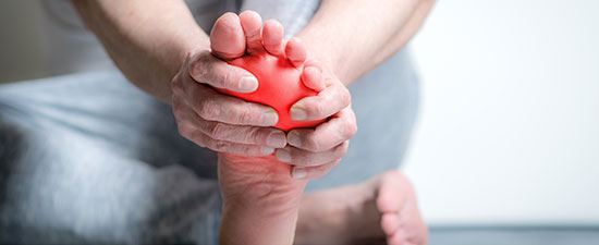 New Non-Surgical Treatment for Ball of Foot Pain, Now at UFAI