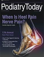 Podiatry Today, Minimally Invasive Achilles Rupture Repair, Dr. Bob Baravarian